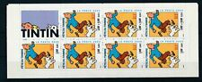 [G43759] France 2000 Strip Tintin Good complete booklet Very Fine MNH