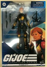 "GI Joe Classified Series - Scarlett - 6"" Action Figure 05 - Hasbro - sealed"