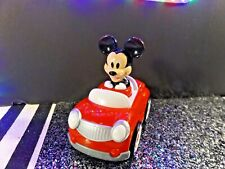 Disney Mickey Mouse Car. Push and Go. Super Cute.