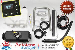 Autoterm AIR 4D PU-5/22/27 4KW Diesel Air Heater for Boat RV Motorhome Camper