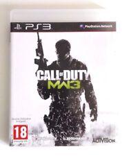 Call of Duty : Modern Warfare 3 MW3 PS3 PlayStation 3