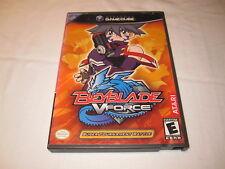 Beyblade: V Force - Super Tournament Battle (Nintendo GameCube) Game in Case Exc