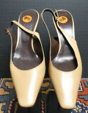c59b6ff13ee5d Leather Slingback Bally Heels for Women for sale | eBay
