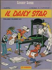 morris LUCKY LUKE 3 IL DAILY STAR alessandro distribuzioni I CLASSICI n.6 1988