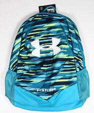 Under Armour Boy's Storm Scrimmage Backpack School Bag 1277422 aqua