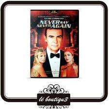 007 - Never Say Never Again dvd