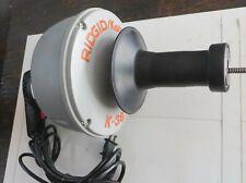 Ridgid/ Kollmann (K-38) -  Electric Drain Cleaner Snake....Free Shipping