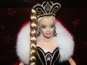 2006 Bob Mackie Blonde Holiday Barbie ~ NEW In Box ~ NRFB