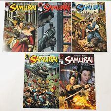 Samurai Heaven & Earth Vol 1 #1-5 Complete Mini Series/Set Dark Horse NM