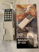 Sharp SP-400 Vintage Telephone Mini Phone