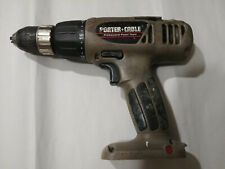 Porter Cable 877 1/2 Cordless 14.4V Hammer Drill Driver Tool Only Tested working
