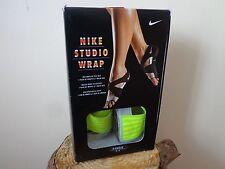 Women's Lime Green Nike Studio Wrap 2 Size XS 5-6