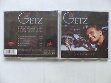 CD ALBUM STAN GETZ Serenity 838770 2