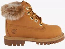 "Timberland 6"" Premium Waterproof Boots / Girl's Toddler, size 4 m/m Eu20"