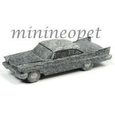 Autoworld Awsp040 Christine 1958 Plymouth Fury Burned Version 1/64 Grey