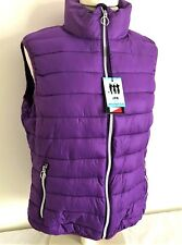 LADIES JRB GOLF, USEFUL & WARM - SLEEVELESS JACKET -ROLLS INTO SMALL BAG- LARGE