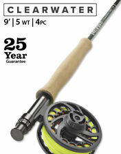 Orvis Clearwater Freshwater Fly Rod/Reel Outfit & $30 gift card!