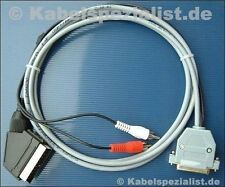 Amiga RGB SCART TV  Kabel 5,0 Meter HighQuality