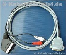 Amiga RGB SCART TV  Kabel 5,0 Meter HighQuality