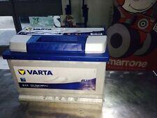 BATTERIA PER AUTO VARTA PEUGEOT TOYOTA ALFA FIAT 74AH 680A 12V E11 574012068