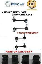 Honda Accord Saloon 2.4 2.2 CDTI Anti Roll Bar Link Anti Roll Bar Bush Delantero Trasero