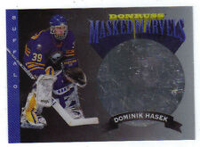 94-95 Donruss Masked Marvels Dominik Hasek #3 Mint