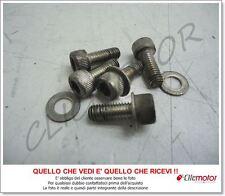 VITI + RONDELLE FINALE SCARICO MARMITTA original for YAMAHA T-MAX 500 ANNO 2006