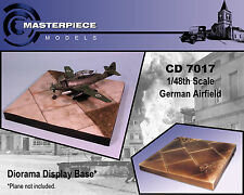 CD 7017 1/48th scale German Airfield Diorama base