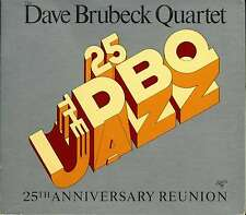 DAVE BRUBECK QUARTET 25th anniversary reunion DESMOND MORELLO WRIGHT / JAPAN