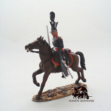 Figurine Collection Del Prado Cavalier Officier Uhlan Garde Prusse 1810 Napoléon