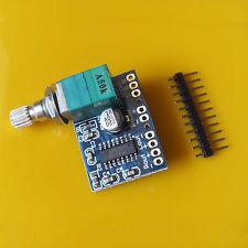 2 Channel MINI PAM8403 Digital USB Powered Stereo Audio 5V Amplifier Board 3W*2
