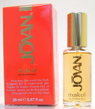 JOVAN  musk oil  Moschus 26 ml  EdT Spray