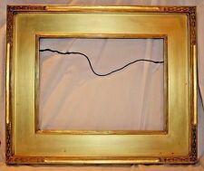 "Frederick HARER Bucks County PA Artist Frame for 12"" x 16"" Painting"