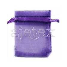 25pcs ORGANZA GIFT BAGS Jewelry Pouches Wedding Favor 26 Colours&7 Sizes IF