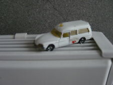 Majorette  N° 206 - DS  21 Ambulance  (in 1:65)  -Citroen