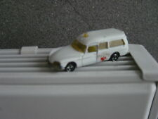 Majorette  N° 206 - DS  21 Ambulance  (in 1:65)  -Citroen