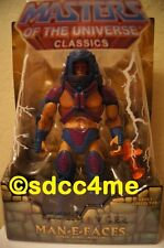 MOTU Classics Man-E-Faces Original Action Figure Set Brand New/Sealed He-Man