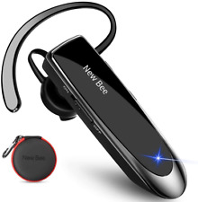 New bee Bluetooth Headset Wireless Freisprech Telefon Bluetooth-Headset mit Mikr