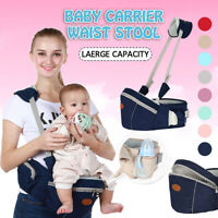 Baby Toddler Carrier Kids Infant Hip Seat Waist Stool Walker Chair Hold Bel