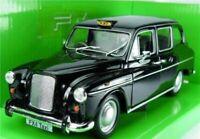 Welly 1/24 ,Austin FX 4 London Taxi, Classic Metal Model Car