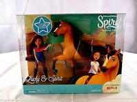 Dreamworks Spirit Riding Free with Lucky & Spirit Collector Series Ages 3+