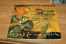 The Day I Swapped My Dad For Two Goldfish Neil Gaiman Dave McKean Graphic Novel