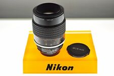 Nikon Micro-Nikkor 105mm f/4 Obiettivo Macro Ai. EXC + + Condizione.