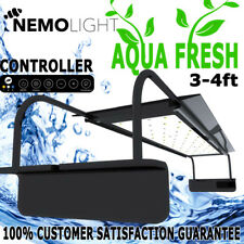3ft -4ft Nemo Light Aqua Fresh Planted Aquarium Fish Tank Control LED 54w