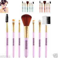 7Pcs Cosmetic Brush Makeup Brush Set  Eye Shadow Make Up Brushes Core Collection