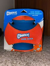 Chuckit! Kick Fetch Toy Ball for Dogs, Large