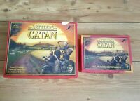 The Settlers Of Catan & 5-6 Player Extension Game