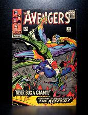 COMICS: Marvel: Avengers #31 (1966), Scarlet Witch & Quicksilver leave Avengers