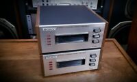 Sony TC-208 8 Track Player  - Pair - See Demo Video 🎞