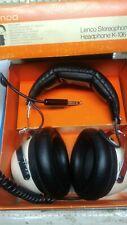 Cuffia Headphone Vintage Lenco K106